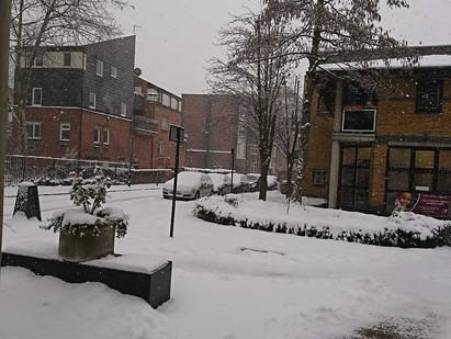 Snow!!!