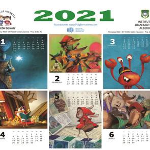 Calendario Alberdi 2021