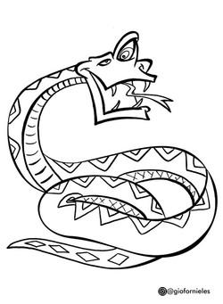 GIO - Serpiente
