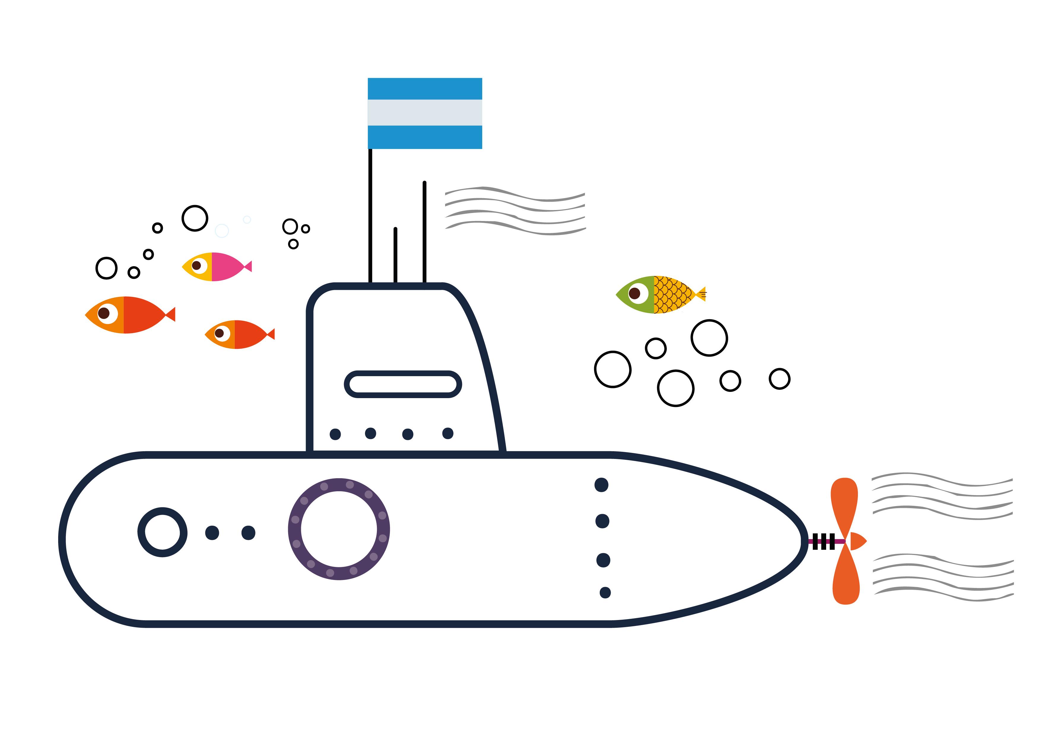 Submarino - Roberto Cubillas