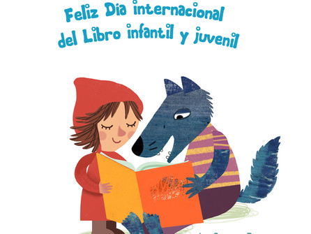 2 de abril día del libro infantil y juvenil