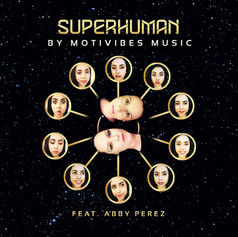 SUPERHUMAN - ALBUM