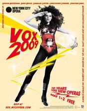 VOX FESTIVAL NEW YORK CITY OPERA