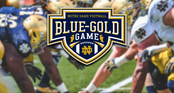 The Blue Gold Game: a 92 Year Tradition Continues