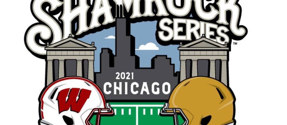 ND Unveils 2021 Shamrock Series Logo