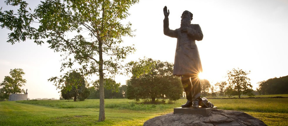 A Notre Dame Priest at Gettysburg