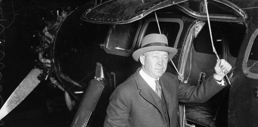 NON-GROUNDED: The Last Flight of Knute Rockne