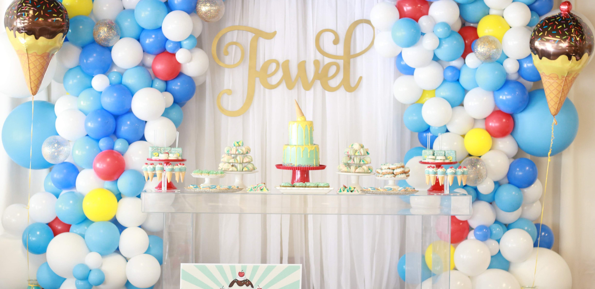 Jewel's 2nd Birthday