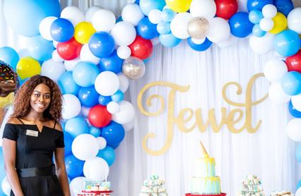 Jewel's 2nd Birthday
