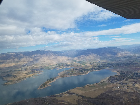 Pineview reservior