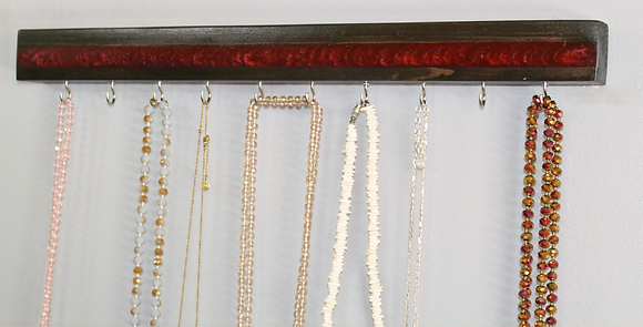 Epoxy Jewelry Hanger