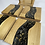 Thumbnail: Epoxy river coasters. Onyx with gold flake and golden oak stain