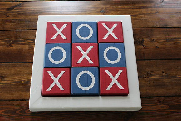 Tic Tac Toe Table Game