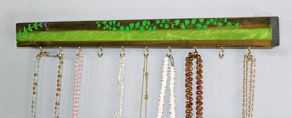 Epoxy Jewelry Hanger