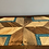 Thumbnail: Barn quilt and epoxy console/entryway table