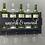 Thumbnail: Wooden wine rack