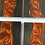 Thumbnail: Epoxy river coasters, copper and ebony