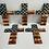 Thumbnail: Rustic American flag cross