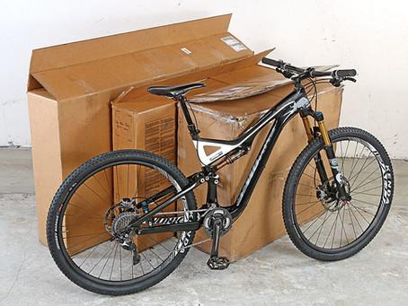 Bike in the Shop
