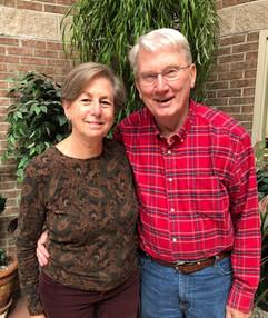 Claire and Bob Lux