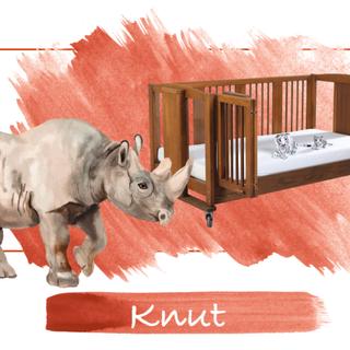 Kinderbett Knut