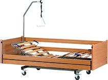 Vers les lits de soins standard