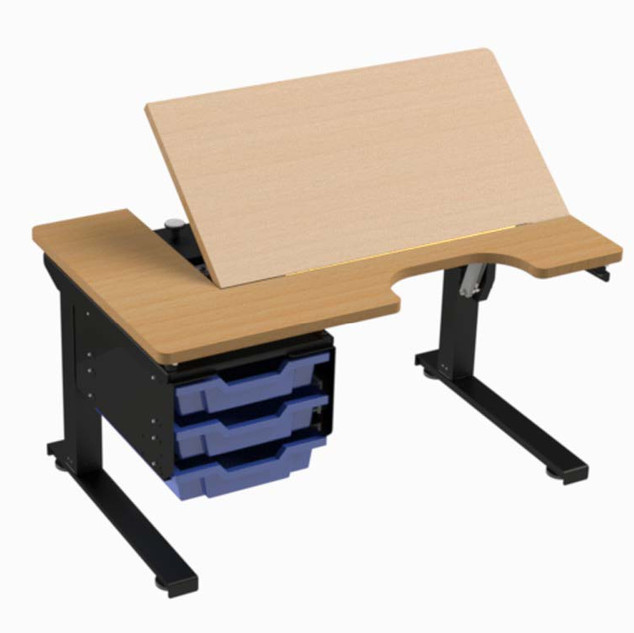 Kinder-Schreibtisch Scribo