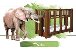 Kinder-Betten