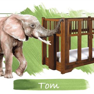 Kinderbett Tom