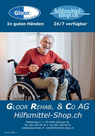 Katalog Gloor Rehab. & Co AG