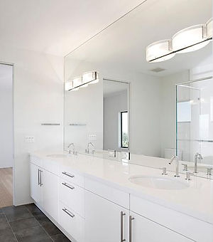 Double-Bathroom-Vanity-With-Full-Wall-Fr