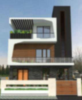 Residence Interior Design Architecture Gurgaon New Delhi