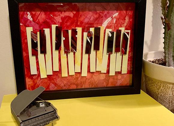SOLD PianoKeys- Beethoven