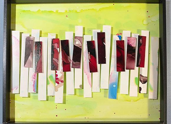 SOLD PianoKeys- Mozart