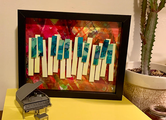 SOLD PianoKeys- Clementi
