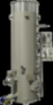 Biogas Thermal Oxidizer / Flare for Regeneration