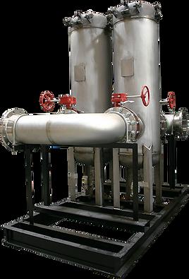Landfill & Digester Biogas Filters & Filtration