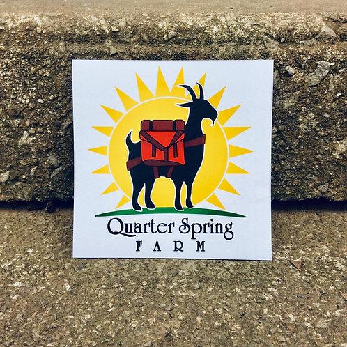 QSF sticker