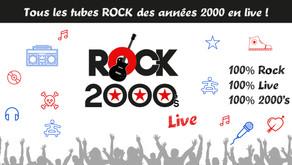 ROCK 2000's Live (Tous les tubes Rock des années 2000)