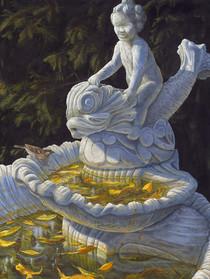 Forgotten Fountain