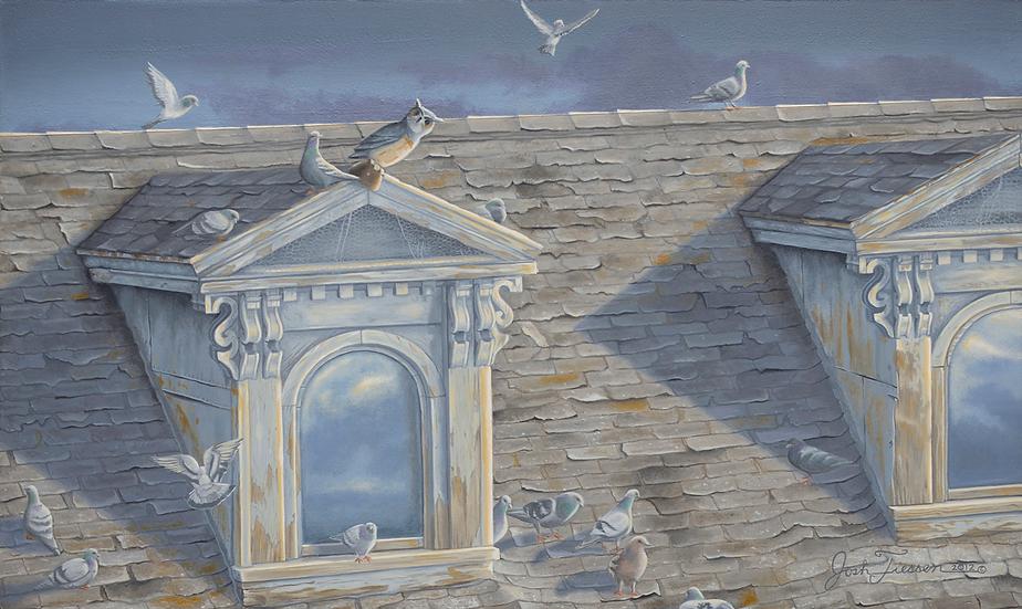 Pigeon Paradox