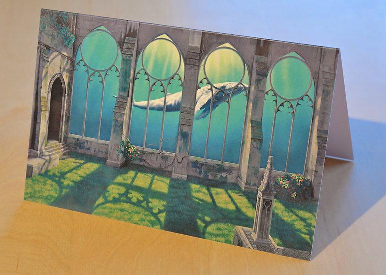 5 Artist Notecards