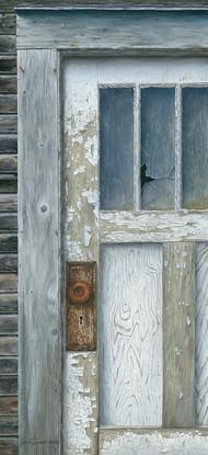 Behold The door