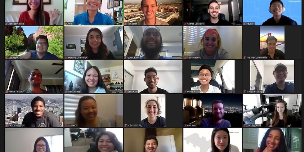 October 2020 Board Meeting - Zoom Call