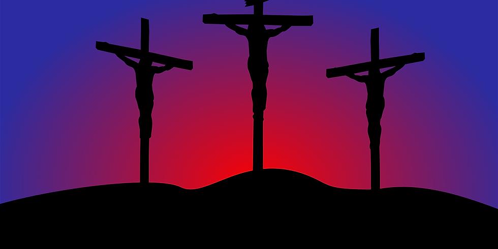 Nagypéntek délelőtti istentisztelet