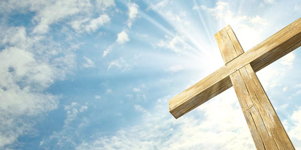 Húsvét vasárnap - úrvacsorás esti istentisztelet