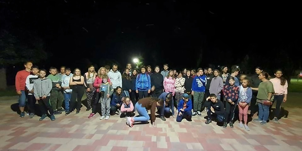 Hittanos nyári tábor - Balatonszárszó