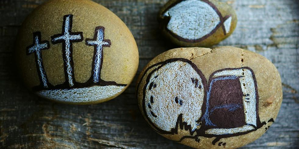 Húsvét hétfői úrvacsorás istentisztelet