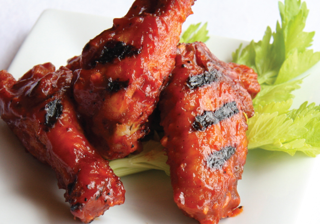 Dave's Style Wings