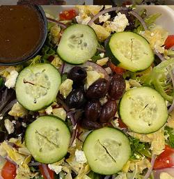 Da Greek Salad